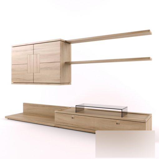 Vita Voglauer TV Stand - Sideboard 3D Model