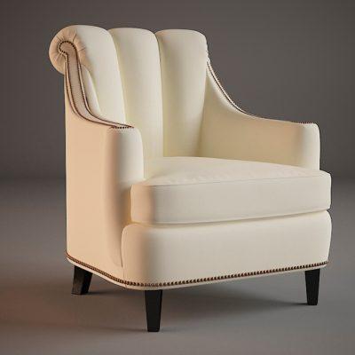 WICO Armchair 3D Model