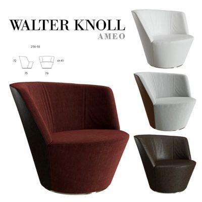 Walter Knoll Ameo Armchair 3D Model