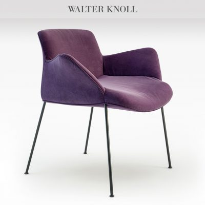 Walter Knoll Burgaz Chair 3D Model
