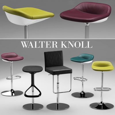 Walterknoll Jason Stool 3D Model