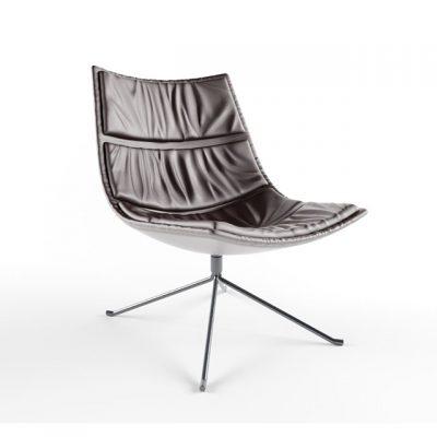 Zanotta Chair 3D Model