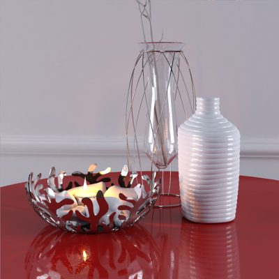 Zanotta Cumano Table 3D Model