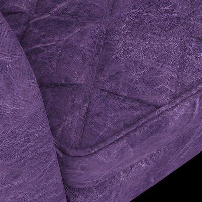 Elizabeth de la vega sofa 3D model