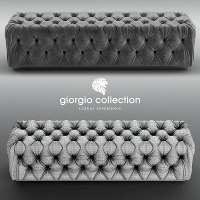 giorgio luxury collection Pouf (3)