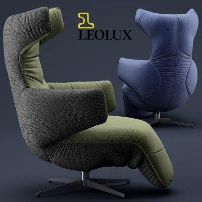 leolux SAPHIRA Armchair 3D model (44)