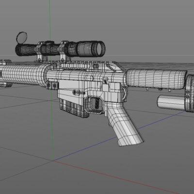 Pro | McMillan CS5 3D Model