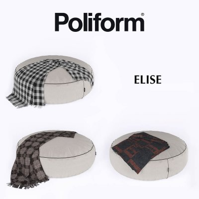 Poof Poliform Elise Pouf 3D model