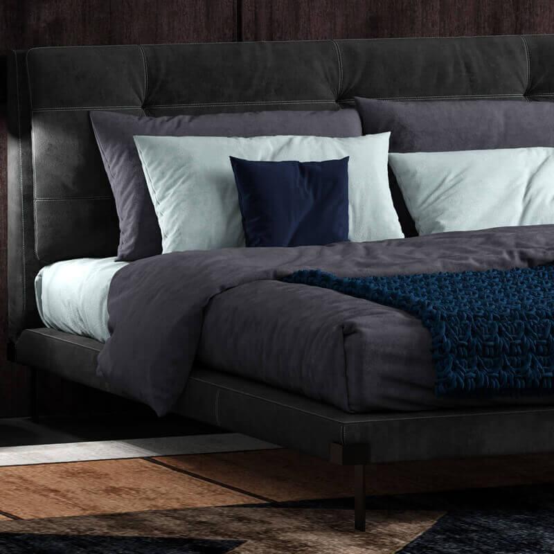 Baxter Viktor 5 Bed 3d Model For Download Cgsouq Com