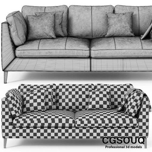 Ikea Sofa 3