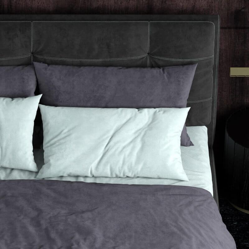 Baxter viktor 5 Bed 3D model 5