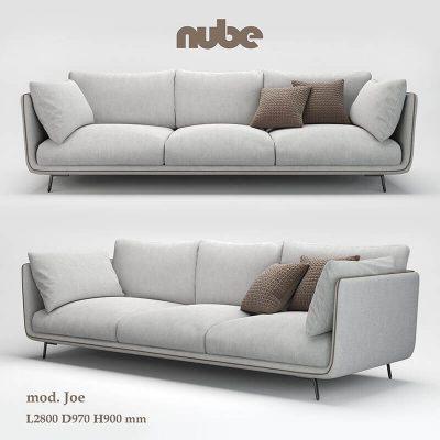 Nube Joe Sofa 3D model
