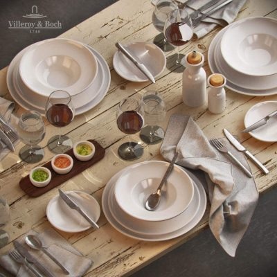 Villeroy and boch tableware 3d model